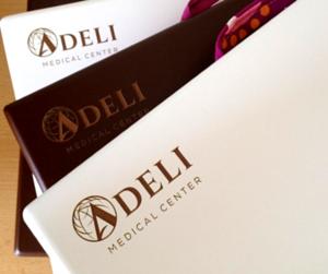 Popono pre rehabilitačnú kliniku Adeli