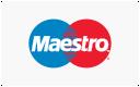 Možnosť platby Maestro